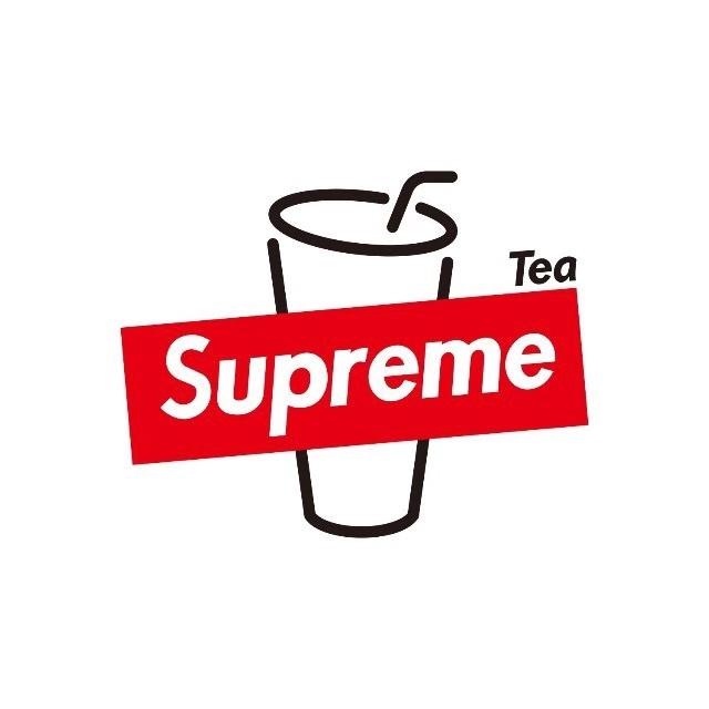 Supreme tea...